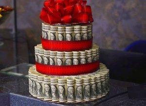 торта от пари