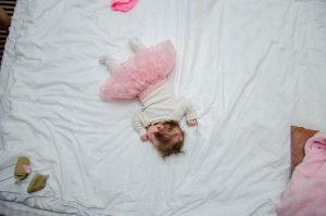 спалня и бебе