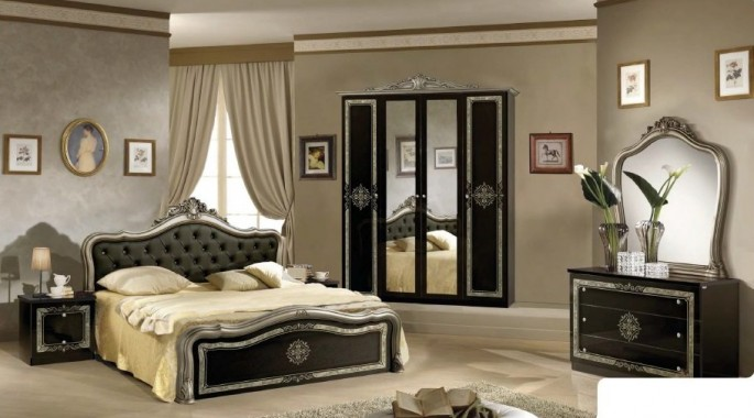 италиански спален комплект