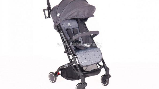 лятна бебешка количка