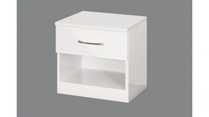 Компактно нощно шкафче
