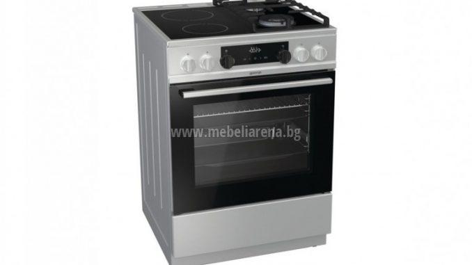 комбинирана печка
